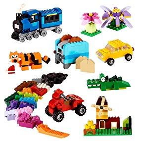 285x285 Lego Classic Medium Creative Brick Box 10696 Toys Amp Games
