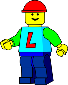 240x298 Clip Art Lego, Free Clip Art Lego
