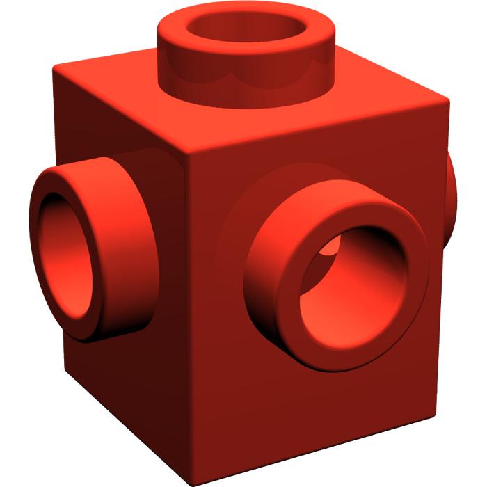 700x700 Lego Brick 1 X 1 With Studs On Four Sides (4733) Brick Owl