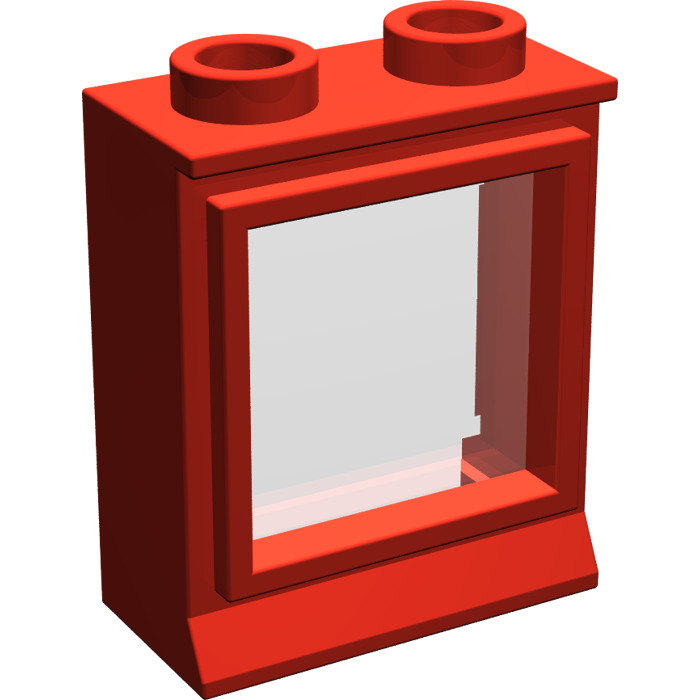 700x700 Lego Classic Window 1 X 2 X 2 (For Slotted Bricks) (7026) Brick