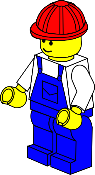 324x593 Lego Clip Art