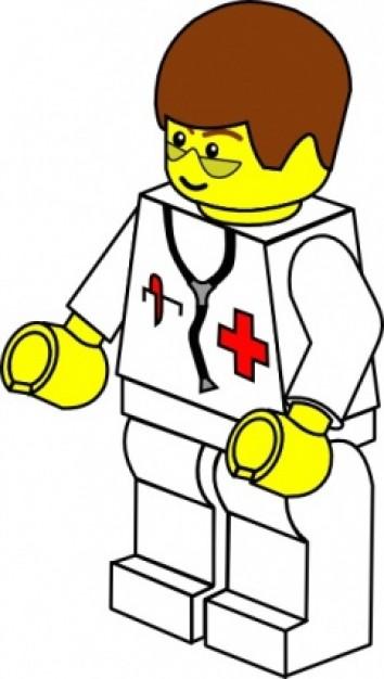 354x626 Lego Clip Art Pitr Lego Town Doctor Clip