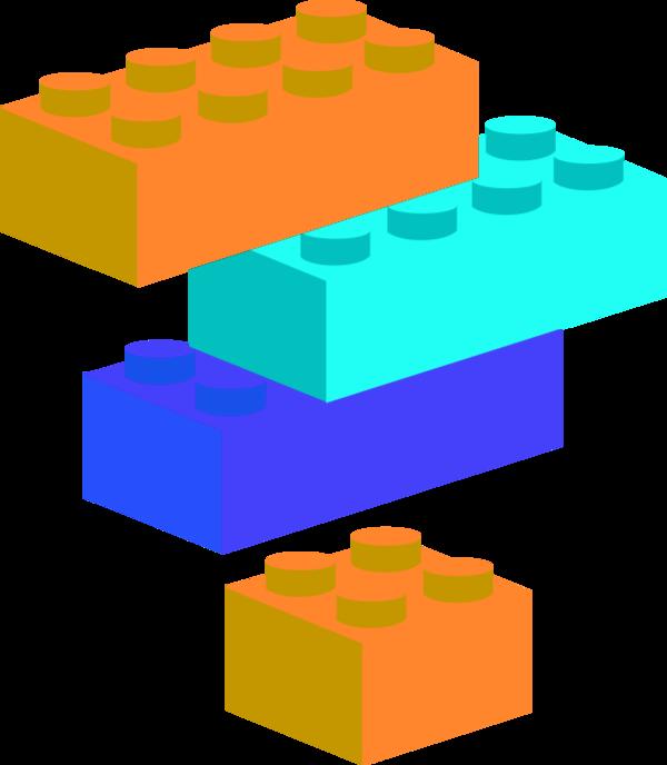 600x688 Lego Clip Art Free Hostted
