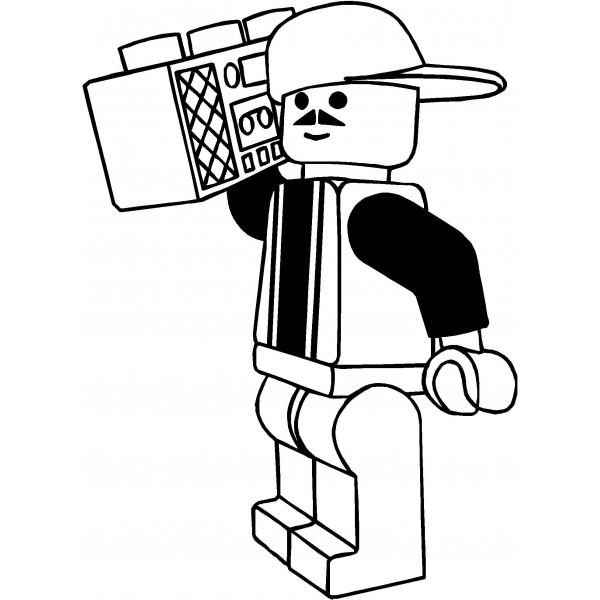 600x600 Lego Clipart Single
