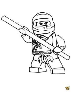 236x305 Coloring Page Lego Ninjago