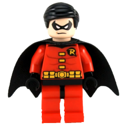 256x256 Lego Movie Character Clipart