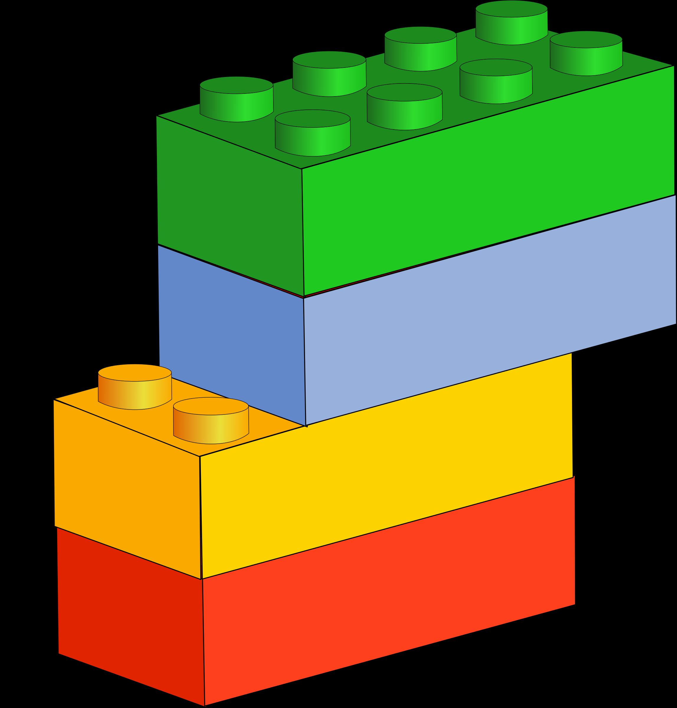 2295x2400 Legos Clip Art
