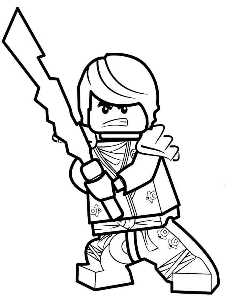 750x1000 Lego Coloring Pages. Download And Print Lego Coloring Pages.