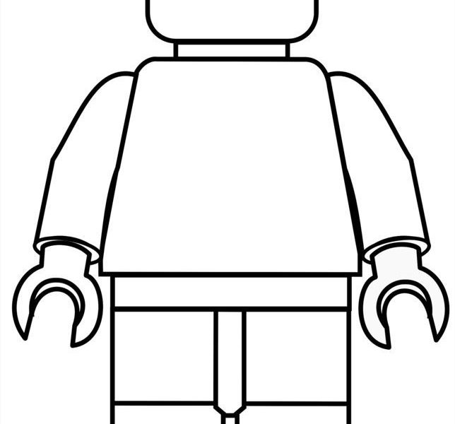 644x600 Lego Colouring In Best 25 Lego Coloring Pages Ideas