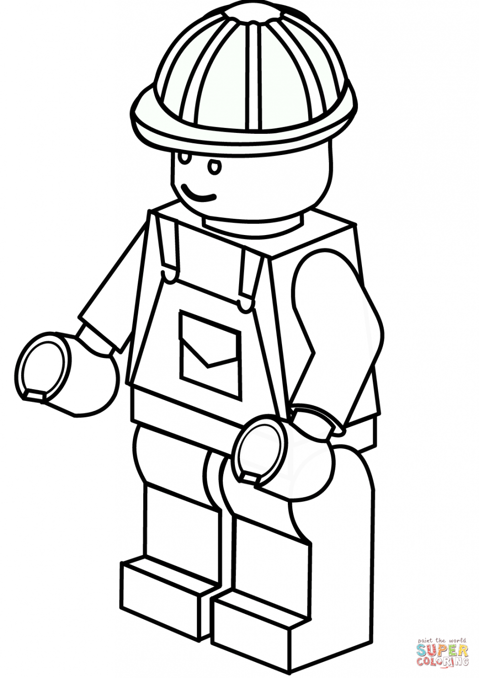 970x1373 Coloring Pages Coloring Pages Legos The Lego Movie Free
