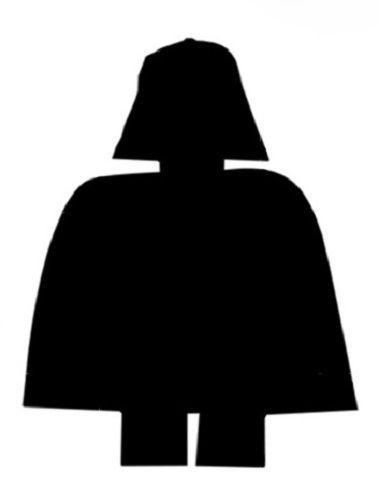 379x500 Darth Vader Clipart Lego