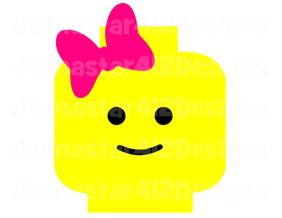 570x440 Lego Clipart Pink
