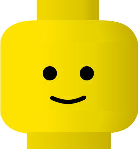 276x298 Pitr Lego Smiley Happy Clip Art