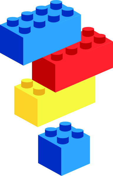 384x595 Free Lego Clipart Image