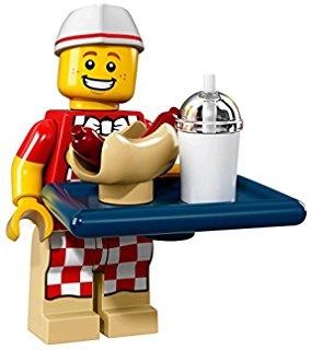 284x320 Lego Series 13 Minifigure