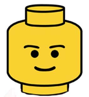 283x311 Lego Clipart Happy