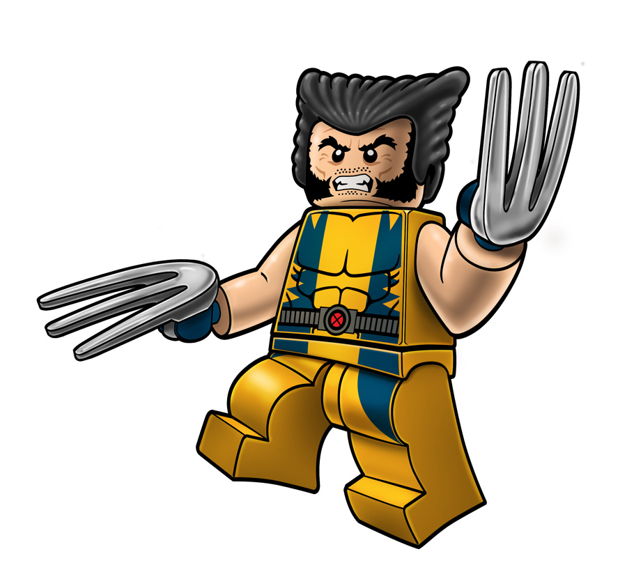 900x841 Lego Marvel Character Clipart