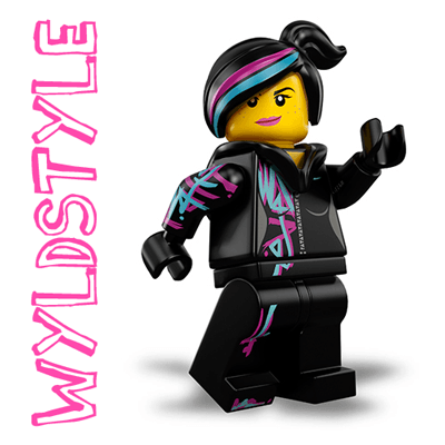400x400 How To Draw Wyldstyle From The Lego Movie Aka Lucy The Minifigure