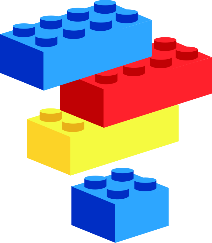 698x800 Lego Clipart, Suggestions For Lego Clipart, Download Lego Clipart