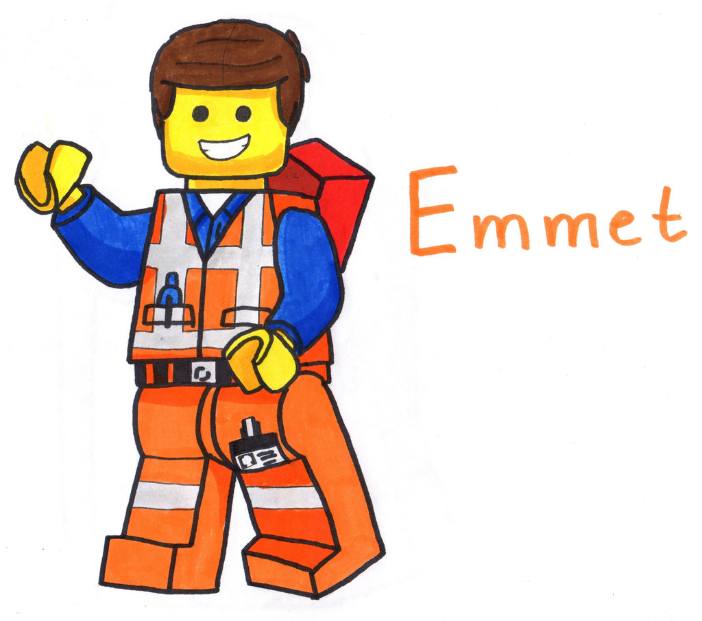 1024x905 The Lego Movie By Youcandrawit