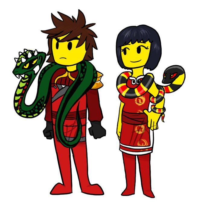 Lego Ninjago Clipart