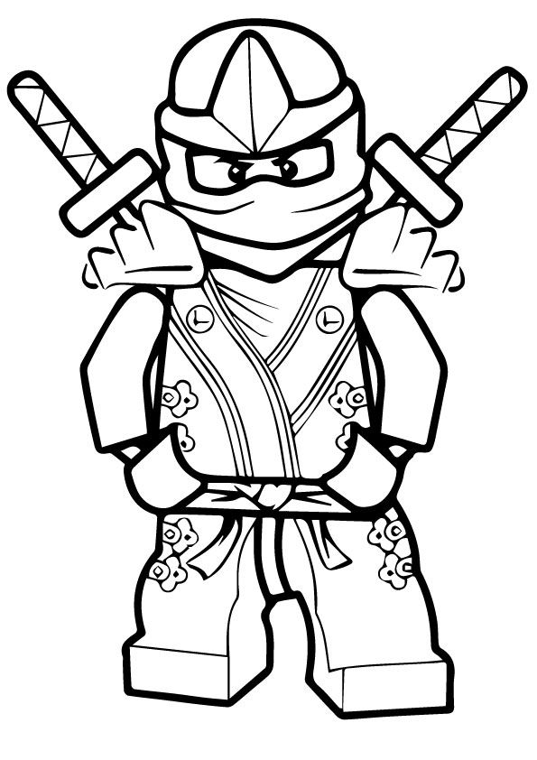 Lego Ninjago Coloring Pages 2015 Free download on ClipArtMag