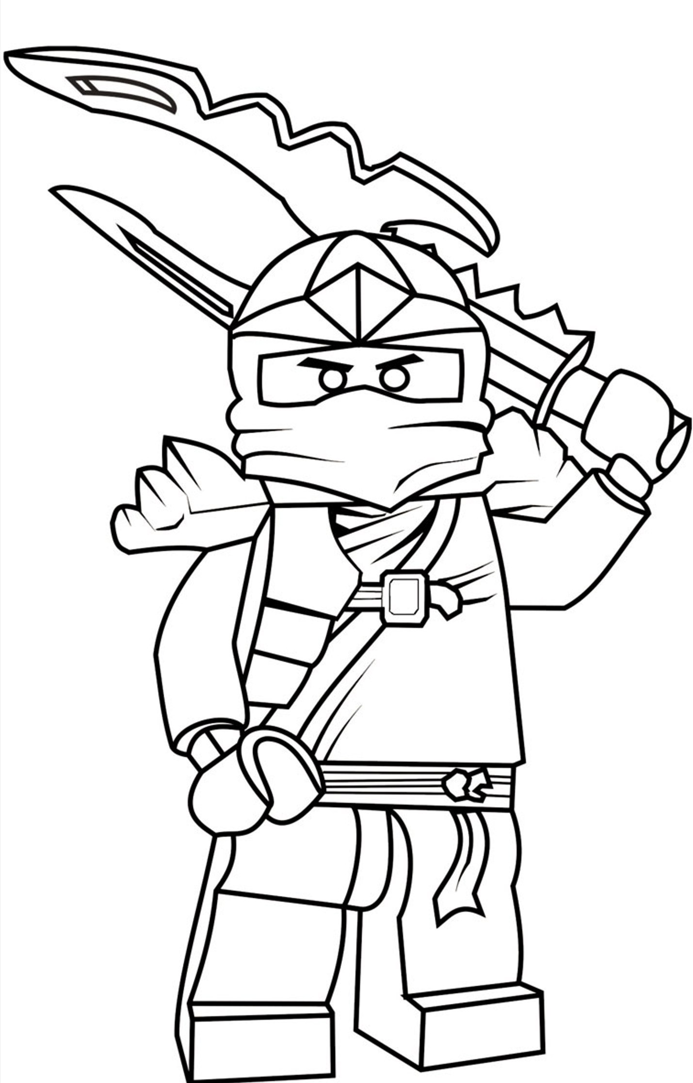 Lego Ninjago Coloring Pages 2015 Free Download Best Lego Ninjago