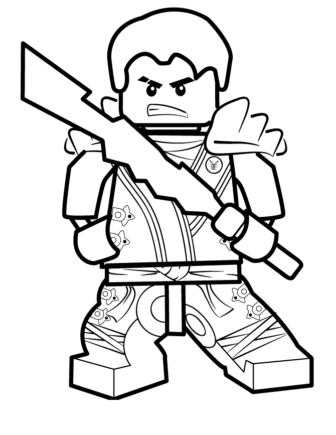 670x867 12 Kids Coloring Pages Lego Ninjago Print Color Craft
