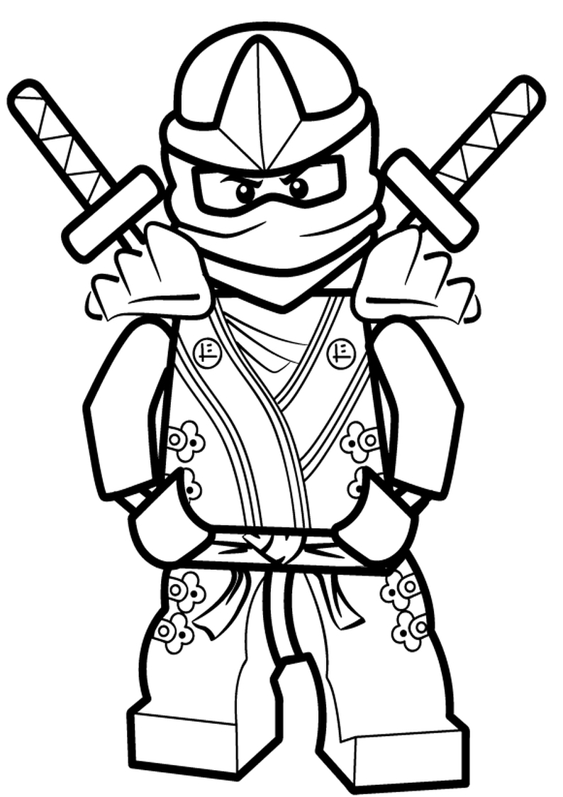Lego Ninjago Coloring Pages 2015 | Free download on ClipArtMag