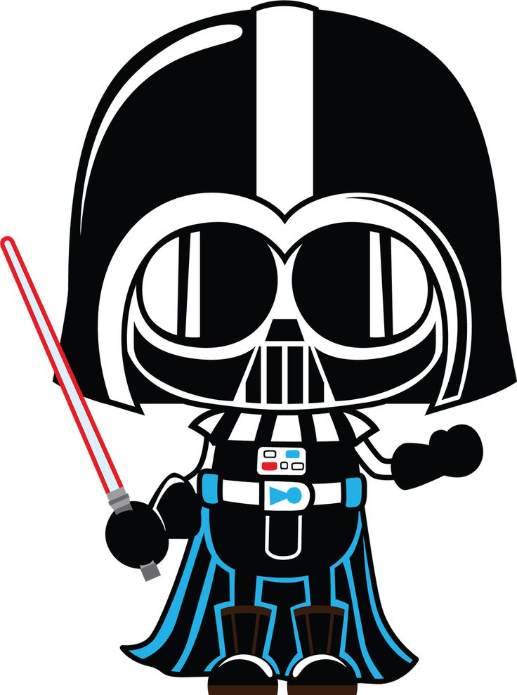 736x989 Star Wars Clipart Vector