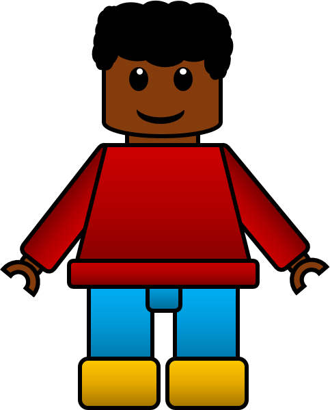 483x599 Lego Inspired Kids Clipart Commercial Use Ok Lego And Commercial