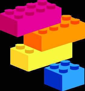 282x299 Legos Clip Art