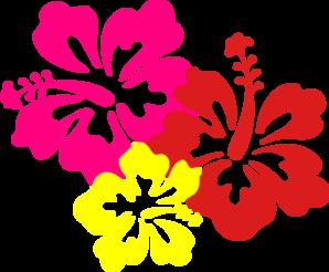 298x246 Hibiscus Candyleiscious Clip Art