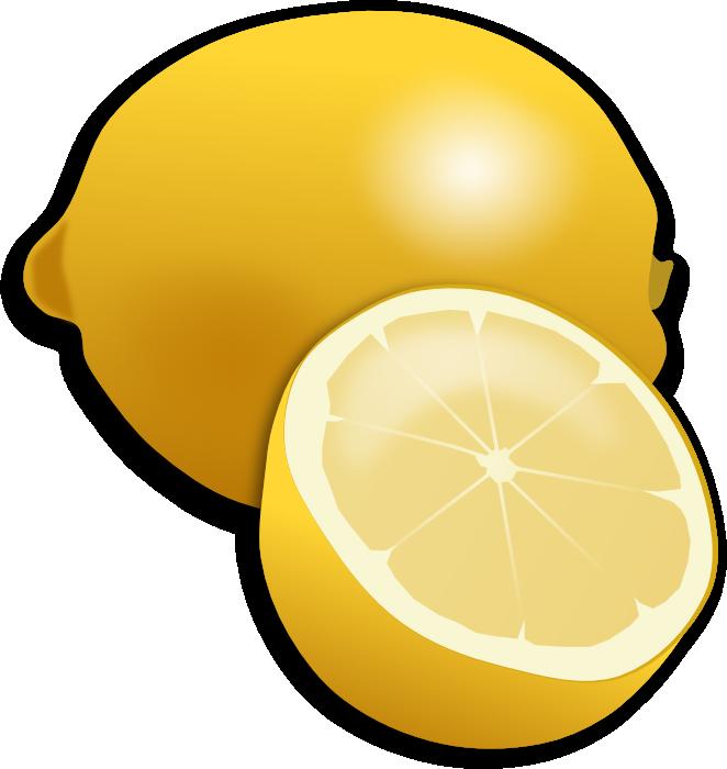 662x700 Lemon Clip Art Images Free Clipart