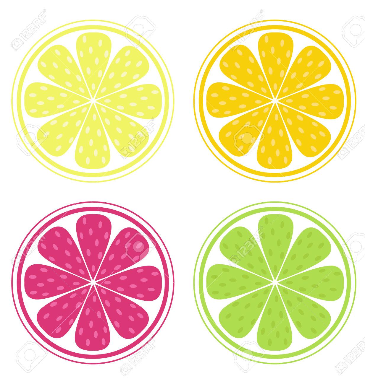 1234x1300 Orange (Fruit) Clipart Lime Slice