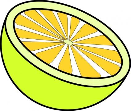 425x362 Juice Clipart Lemon Slice