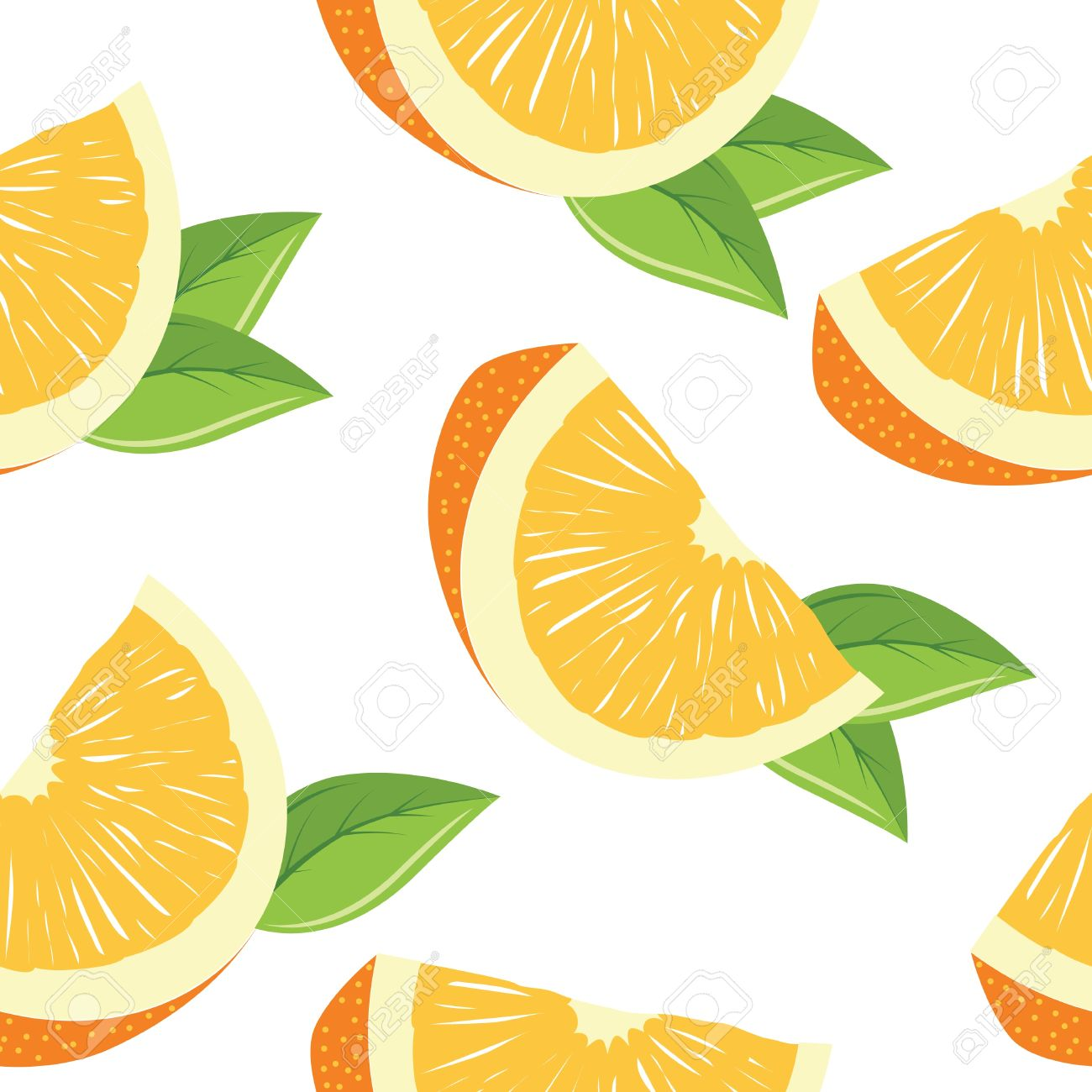 1300x1300 Orange (Fruit) Clipart Orange Slice