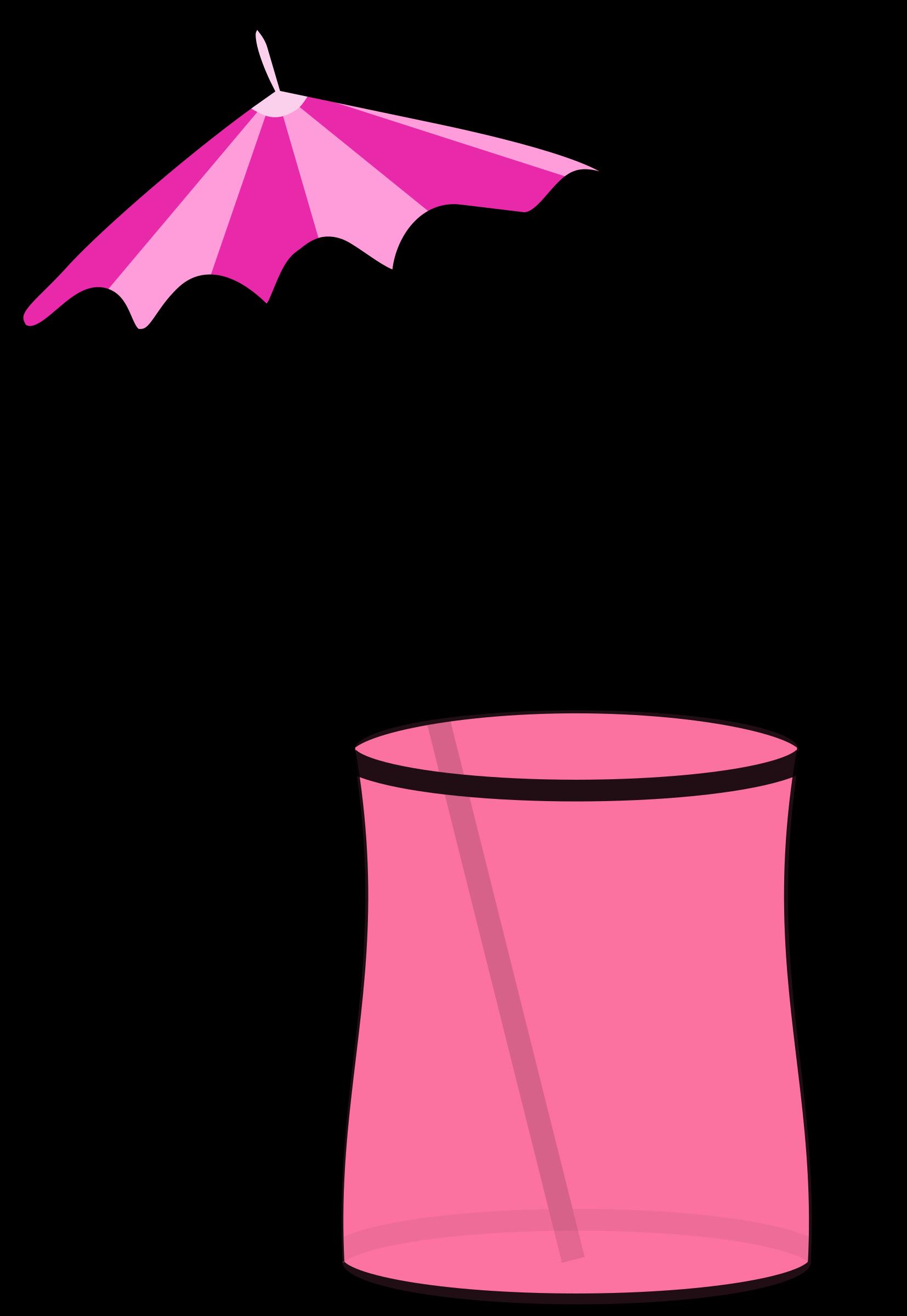 1654x2400 Cocktail Clipart Pink Lemonade