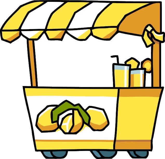 635x612 Lemon Clipart Lemonade Stand