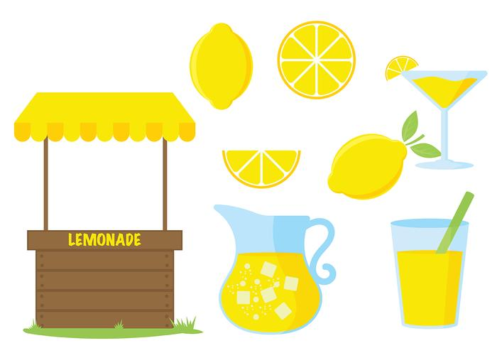 700x490 Lemonade Free Vector Art