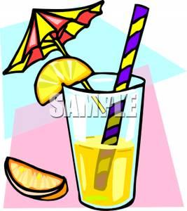 267x300 Lemonade Clipart