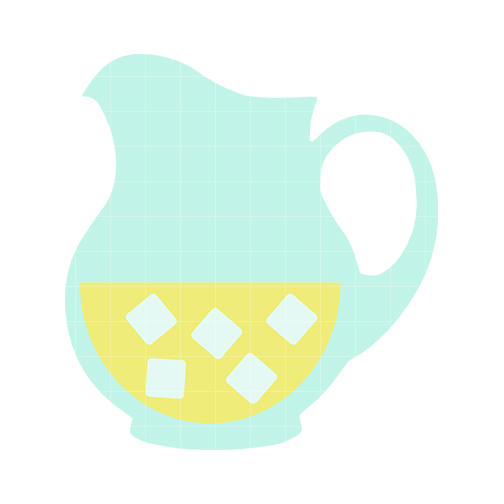 504x504 Beverage Clipart Lemonade Pitcher