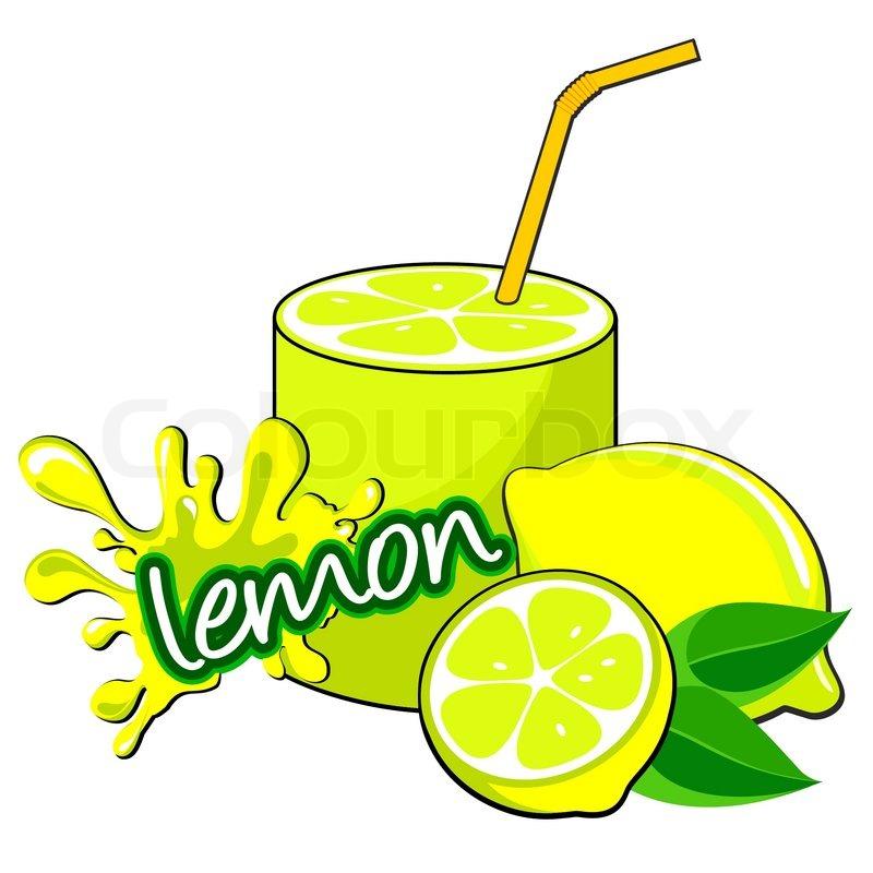800x800 Lemon Clipart Lemon Juice