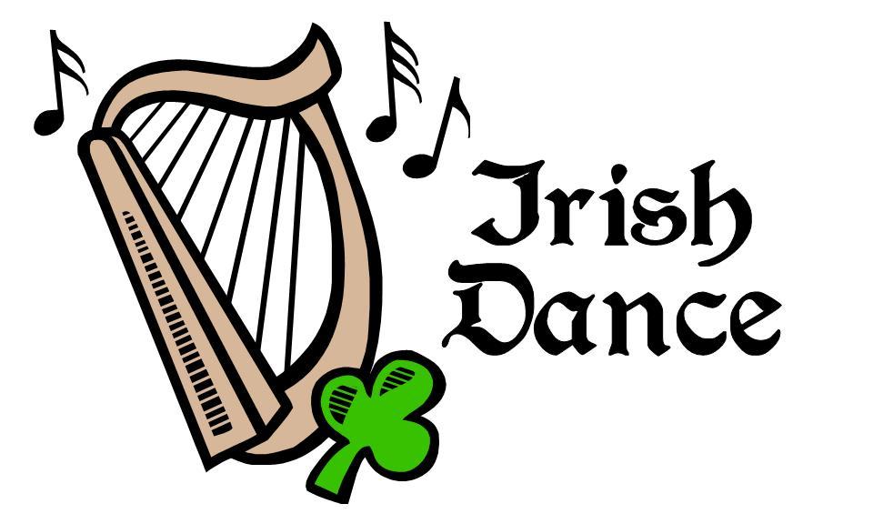 960x576 Irish Dancer Clipart