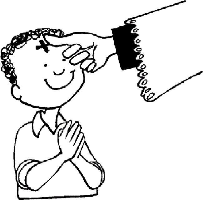 650x641 Roman Catholic Ash Wednesday Clip Art Cliparts