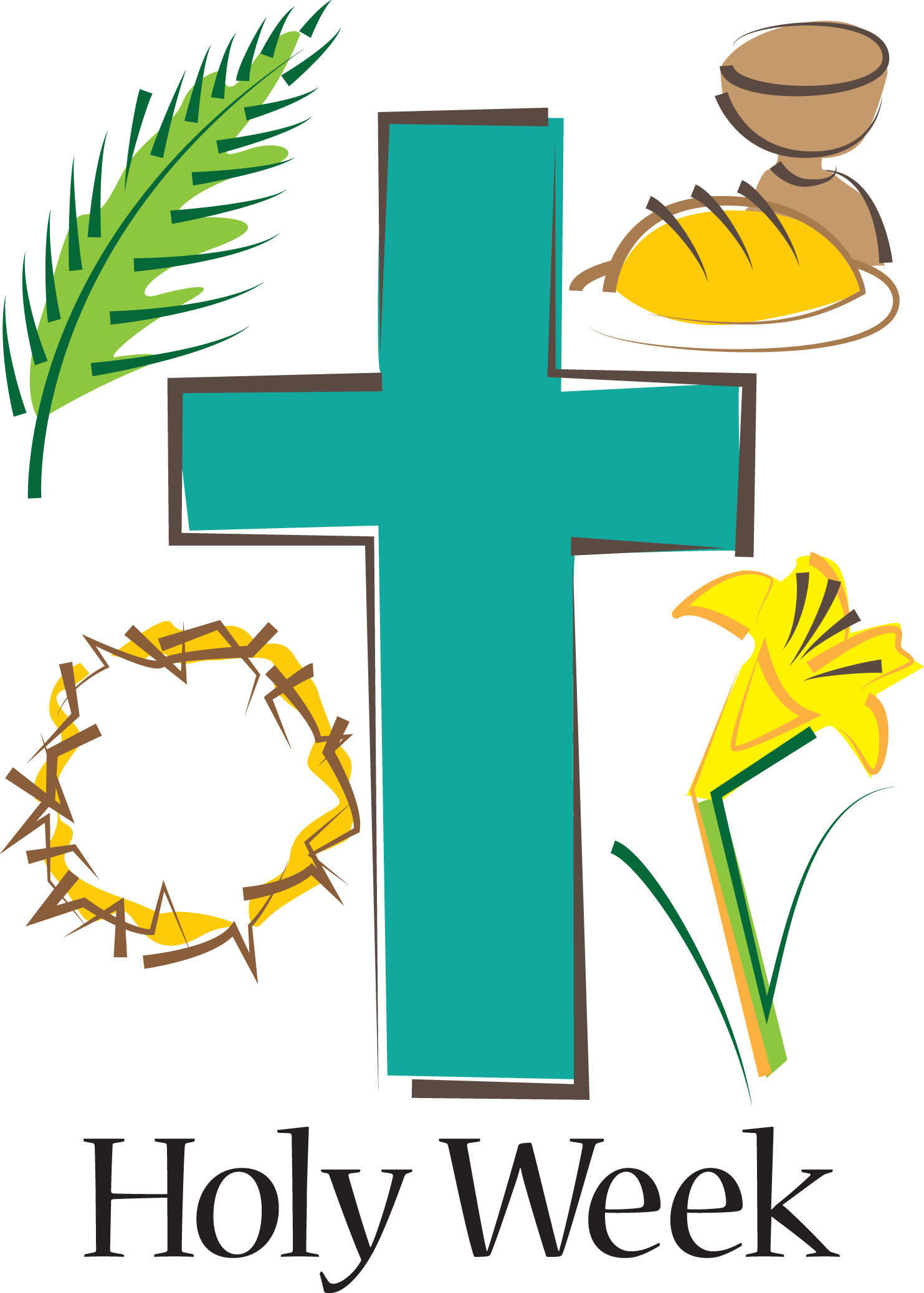 1483x2076 Lenten Clipart Free