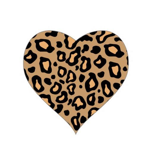 512x512 Leopard Print Clip Art Cliparts