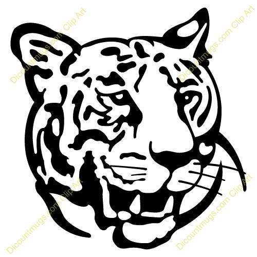 500x500 Leopard Clipart Leopard Face