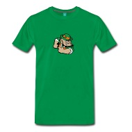 190x190 Leprechan Icon T Shirt Spreadshirt