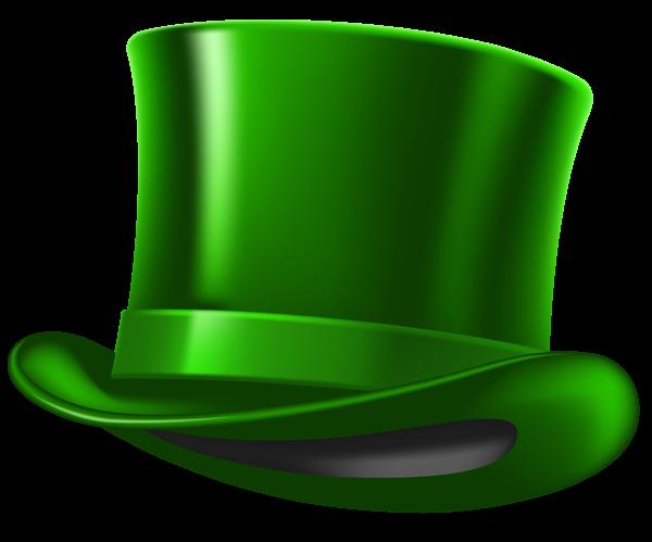 600x499 Patrick's Day Png St Patrick Day Green Leprechaun Hat Png